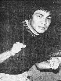Tarcisio Gomez boxer