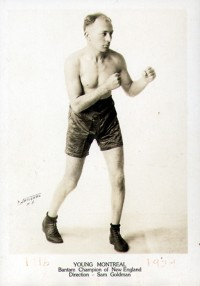 Young Montreal boxer