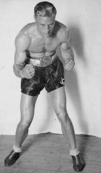 Jo de Groot boxer