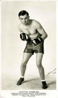 Gaston Charles boxer