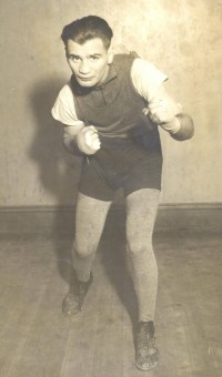 Joe Glick boxer