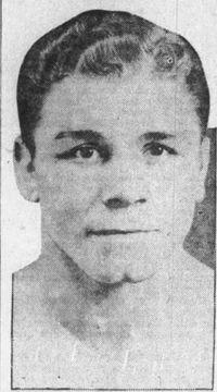 Young Joe Firpo boxer