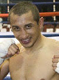 Favio Medina boxer