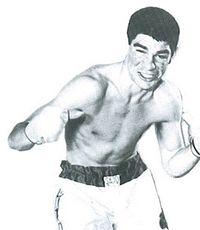 Earl Keel boxer