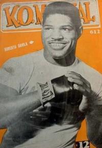Roberto Davila boxer