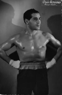 Omar Kouidri boxer