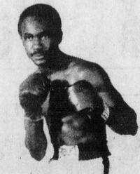 Ray Sears boxer