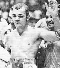 Josue Marquez boxer