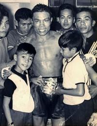 Pedro Adigue Jr boxer