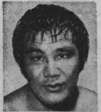 Shinichi Kadota boxer