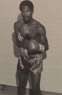 Lennox Blackmoore boxer