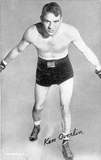 Ken Overlin boxer