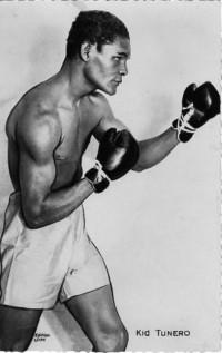 Kid Tunero boxer