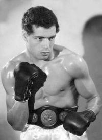 Guizani Rezgui boxer
