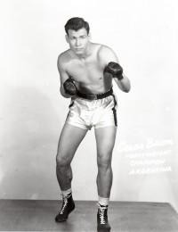 Cesar Brion boxer
