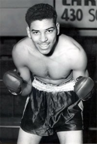 Tommy Harrison boxer
