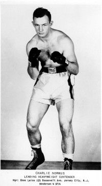Charley Norkus boxer