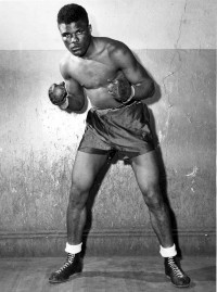 Tommy Jackson boxer