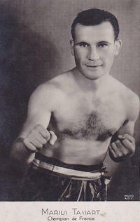 Marius Tassart boxer