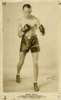 Eddie Reilly boxer