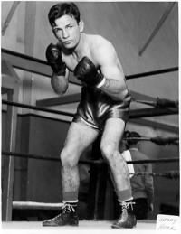 Henry Hook boxer