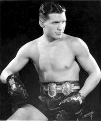 Teddy Yarosz boxer
