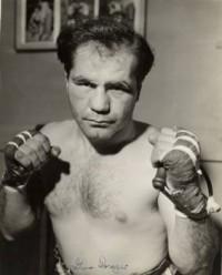 Gus Dorazio boxer