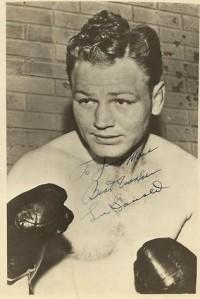 Lee Savold boxer
