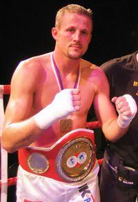 Lasse Johansen boxer