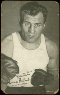 Gunnar Barlund boxer