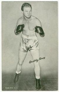 Buddy Knox boxer