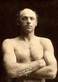 Bob Fitzsimmons boxer