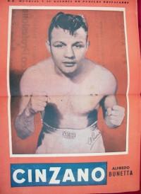 Alfredo Bunetta boxer