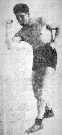 Johnny Sudenberg boxer