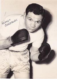 Ricardo Gonzalez boxer