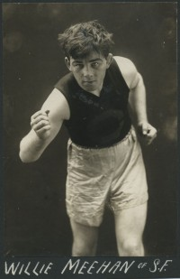 Willie Meehan boxer