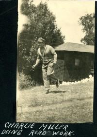 Charley Miller boxer