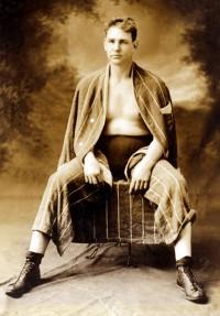 Carl Morris boxer