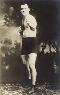 Arthur Pelkey boxer