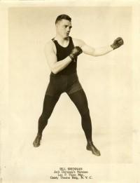 Bill Brennan boxer