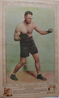 Elzear Rioux boxer