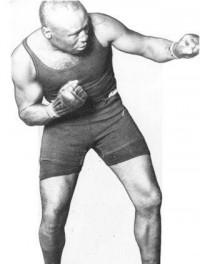 Bearcat Wright boxer