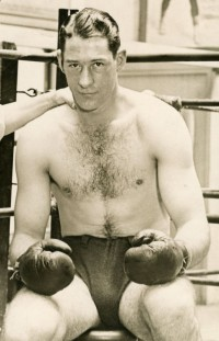 Hank Hankinson boxer