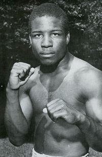 John Sinegal boxer