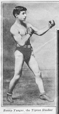 Benny Yanger boxer