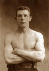 Jack Bonner boxer