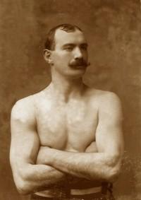 Peter Maher boxer