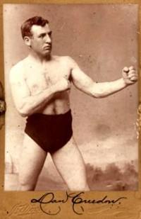 Dan Creedon boxer
