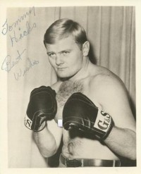 Tommy Hicks boxer