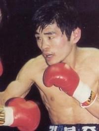 Bong-Jun Kim boxer